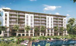 Depto-Ka aanali P Cancun -Venta- Vista desde el campo de golf