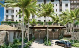 Depto-Ka aanali P Cancun -Venta- Vista frontal edificio