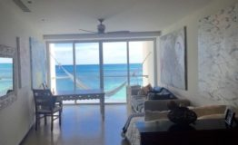 Condo-Peninsula Cancun-Venta-Sala 3