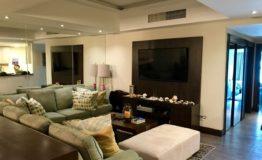 Depto- Bay View Grand Portofino Cancun-venta - Area de tv