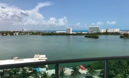 Depto- Bay View Grand Portofino Cancun-venta - Vista mar