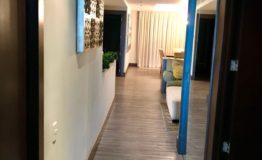 Depto- Bay View Grand Portofino Cancun-venta - pasillo