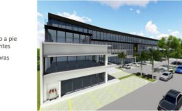 Oficinas, bodegas-Cusntorage Cancun-Renta- Estacionamiento. clientes