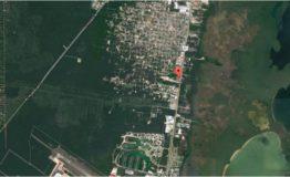 Oficinas, bodegas-Cusntorage Cancun-Renta- Mapa ubicacion