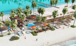 Terreno-Marina Residencial P Cancun-Venta-Club de playa