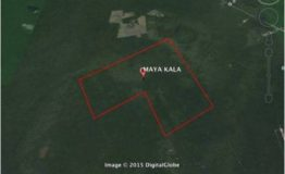 Terreno residencial-Maya Kala Tulum-Venta-Ubicacion Mapa