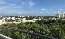 Depto- Bangalu Palmaris Cancun-Venta- Vista desde balcon