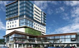 Consultorios- Azuna Cancun-Venta-Vista aerea edificio 2
