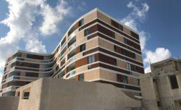 Depto-Kiara Aqua Cancun-Venta-Vista de edificio 4