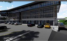 Oficinas, bodegas-Cusntorage Cancun-Renta- Estacionamiento