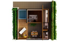 Render PH 11 Rooftop