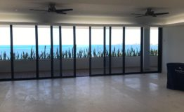 Depto-Allure Puerto Cancun-Venta- Sala comedor
