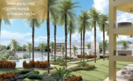 Depto-X towers Cancun-Venta- Areas Verdes