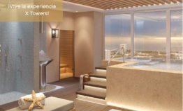 Depto-X towers Cancun-Venta- Jacuzzi