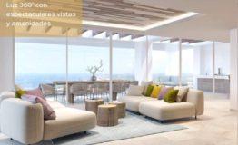 Depto-X towers Cancun-Venta- Sala