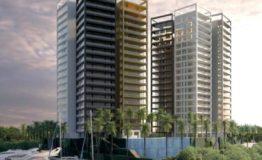 Deptp-X towers Cancun-Venta- Vista edificio