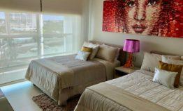 Departamento en venta Novo Cancun recamara 1