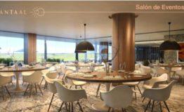Depto-Antaal-Puerto Cancun-Venta-Salon de eventos