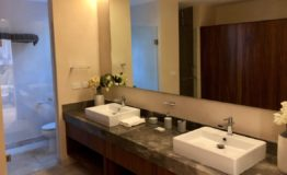 Departamento en venta Mirak Tulum baño