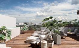 Depto-Yaaxlum Tulum-Venra-Roof top