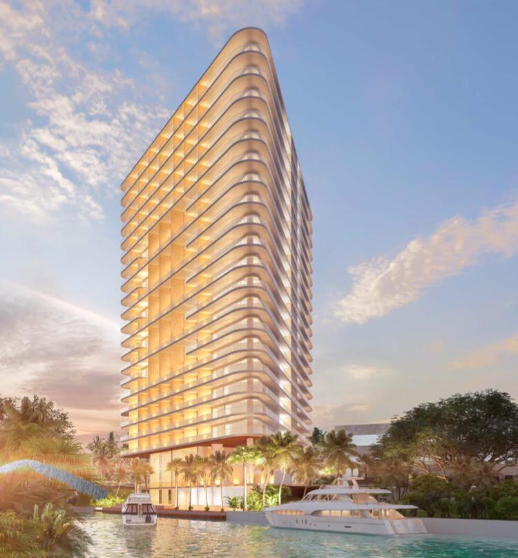 De La Mar Puerto Cancún Apartment For Sale