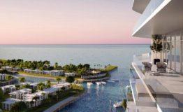 Departamento en Venta Cancun VISTA DESDE LA TORRE SLS MARINA BEACH