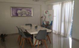 Departamento en venta Tziara Cancun comedor