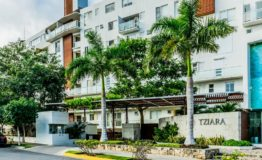 Departamento en venta Tziara Cancun fachada