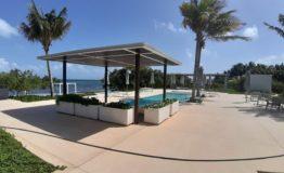 Depto-Allure Puerto Cancun-Venta- Alberca. 2