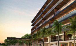 Depto-Antaal-Puerto Cancun-Venta-Vista exterior edificio