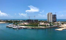 Depto Aria Cancun-Venta - Vista aerea Edificios