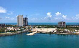 Depto Aria Cancun-Venta - Vista aerea Edificios.2
