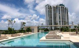 Depto Aria Cancun-Venta - alberca