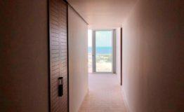 Depto Aria Cancun-Venta - pasillo interior