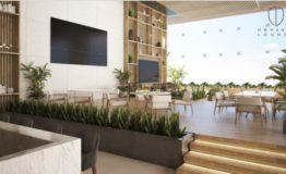 Depto-Delamar Puerto Cancun-Venta-Lounge