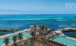 Depto-Delamar Puerto Cancun-Venta-Roof top