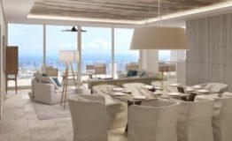 Depto-X towers Cancun-Venta- Comedor