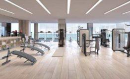 Depto-X towers Cancun-Venta- Gym