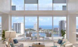 Depto-X towers Cancun-Venta- Sala.2