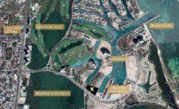 Depto-X towers Cancun-Venta- Vista aerea x towers