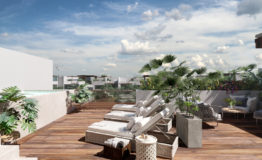 Depto-Yaaxlum Tulum-Venra-Roof top