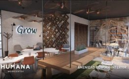 Oficina-Humana Workcenter Playa del Carmen- Venta-Amenidad interior