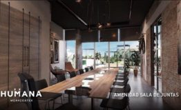 Oficina-Humana Workcenter Playa del Carmen- Venta-Sala de juntas
