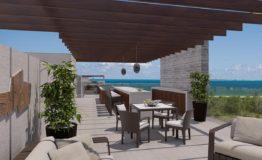 PH-Oceana Playa del carmen-Venta-Terraza