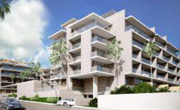 PH-Oceana Playa del carmen-Venta-Vista frontal edificio