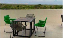 Oficinas-beNuk-Cancun-renta- Terraza privada