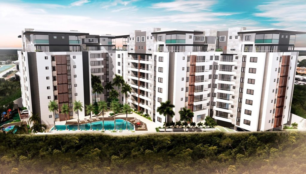 Penthouse  Cumbres Towers – Cancún