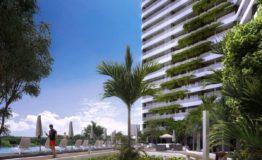 Depto-Woha-Puerto Cancun- Venta-Area de recreacion