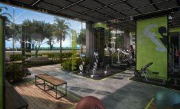 Depto-Woha-Puerto Cancun- Venta-Gym