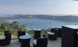 Departamento en Venta- Costa Marques Acapulco- Vista Bahia